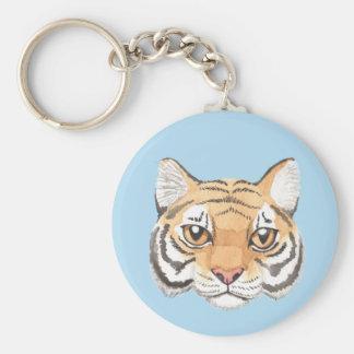 Chaveiro Cara do tigre