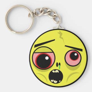 Chaveiro Cara do zombi
