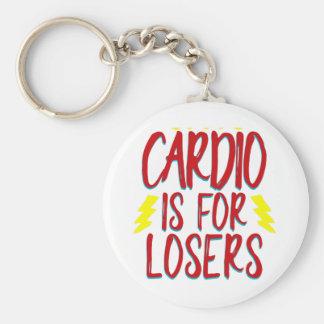 Chaveiro Cardio- é para vencidos