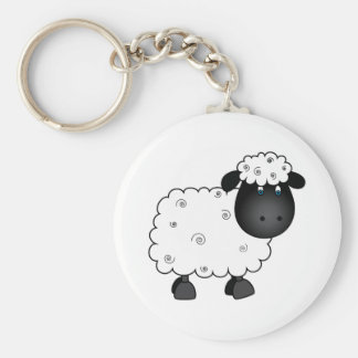 Chaveiro Carneiros do bebê para a ovelha