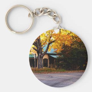 Chaveiro Casa do outono