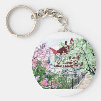 Chaveiro Casa do Victorian de Eureka Springs