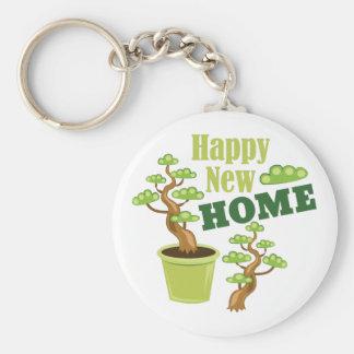 Chaveiro Casa nova feliz