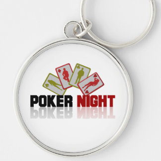 Chaveiro Casino do póquer