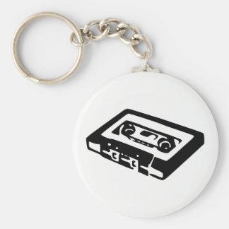Chaveiro Cassete áudio