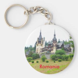 Chaveiro Castelo de Peles em Sinaia, Romania