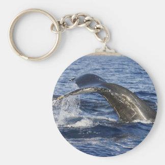 Chaveiro Cauda da baleia