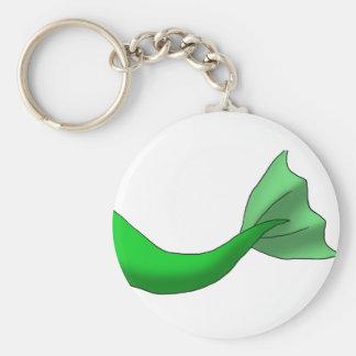 Chaveiro Cauda verde da sereia