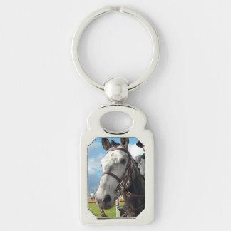 Chaveiro Cavalo puro da raça