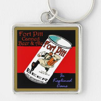 Chaveiro Cerveja de Pitt do forte