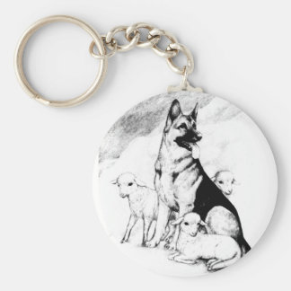 Chaveiro Céu do cão, o rebanho do mestre