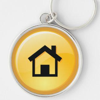 Chaveiro chave da casa