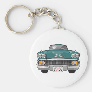 Chaveiro Chevrolet Impala 1958