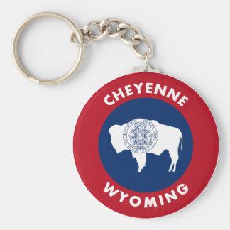 Chaveiro Cheyenne Wyoming