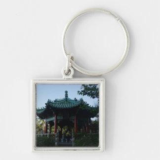 Chaveiro chinês do prêmio do pavilhão #2 de San