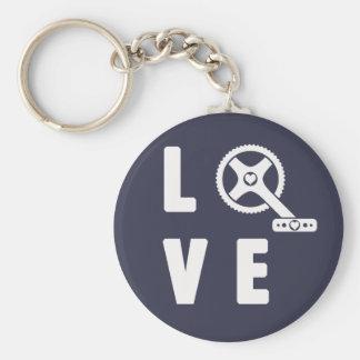Chaveiro Ciclismo do amor