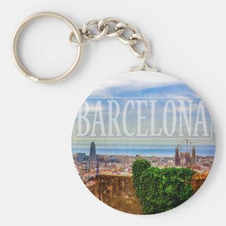 Chaveiro Cidade de Barcelona