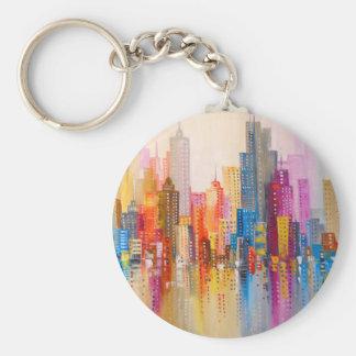 Chaveiro Cidade do arco-íris