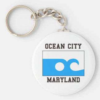 Chaveiro Cidade Maryland do oceano