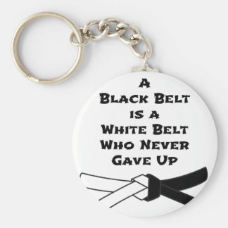Chaveiro Cinturão negro