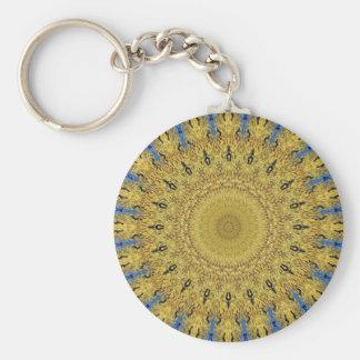 Chaveiro Círculo da colheita de Van Gogh