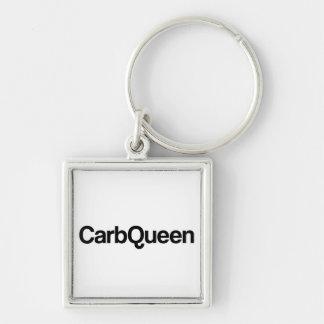 Chaveiro Citações engraçadas da rainha do carburador