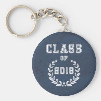 Chaveiro Classe de 2018