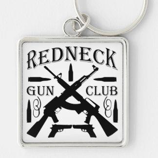 Chaveiro Clube do sul da arma do campónio da menina do