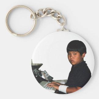 Chaveiro Codificador incondicional com Wristband