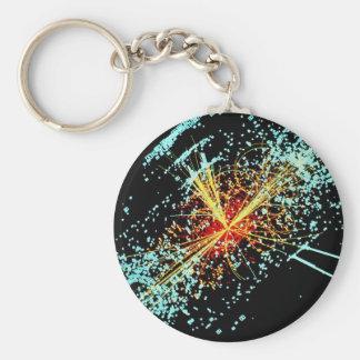 Chaveiro Colisão de LHC