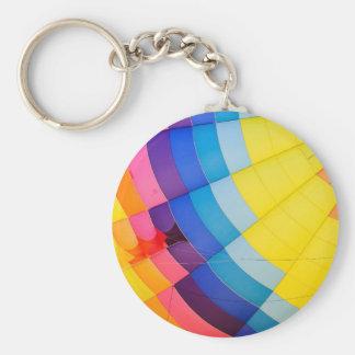 Chaveiro Colorido abstrato
