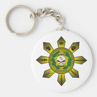 Chaveiro com o Logo da Federação