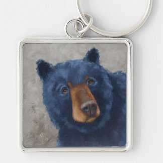Chaveiro com urso lunático #2