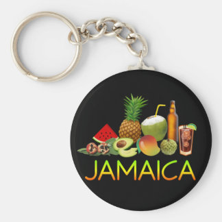 Chaveiro Comida jamaicana