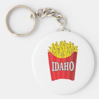 Chaveiro Comida lixo de Idaho