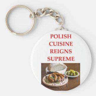Chaveiro comida polonesa