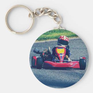 Chaveiro Competência de Kart