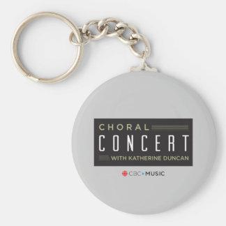 Chaveiro Concerto coral