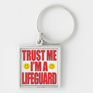 Chaveiro Confie-me vida do Lifeguard
