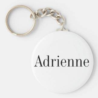 Chaveiro conhecido de Adrienne