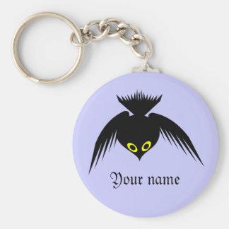 Chaveiro conhecido feito sob encomenda do corvo
