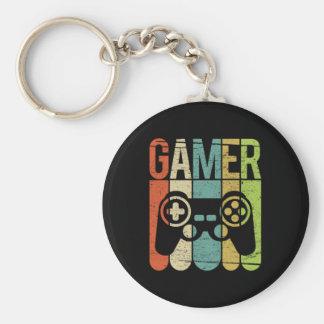 Chaveiro Controlador do jogo do Gamer