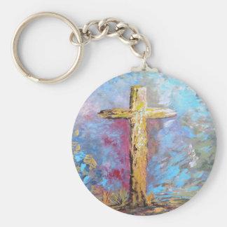 Chaveiro Cores da cruz