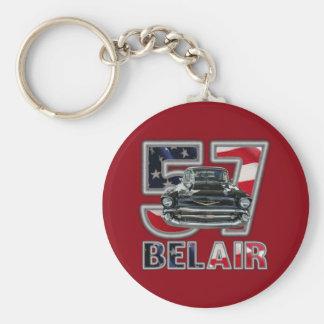 Chaveiro Corrente 1957 chave de Chevy Belair