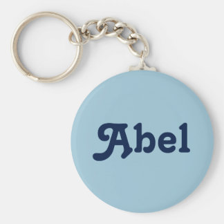 Chaveiro Corrente chave Abel