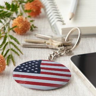 Chaveiro Corrente chave americana. EUA