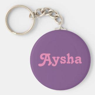 Chaveiro Corrente chave Aysha