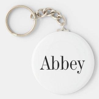 Chaveiro Corrente chave conhecida da abadia