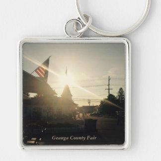 Chaveiro Corrente chave da foto de Geauga County justo,