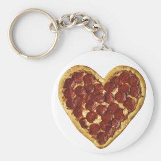 Chaveiro Corrente chave da pizza